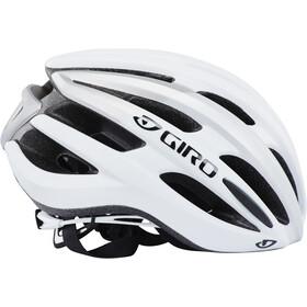 Giro Foray Casque, white/silver